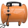 Portable Ventilator  Workshop Extractor Fan  with  Air Duct Hose